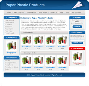 Paper Plastic Products